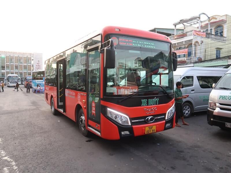 Xe buýt Phương Trang