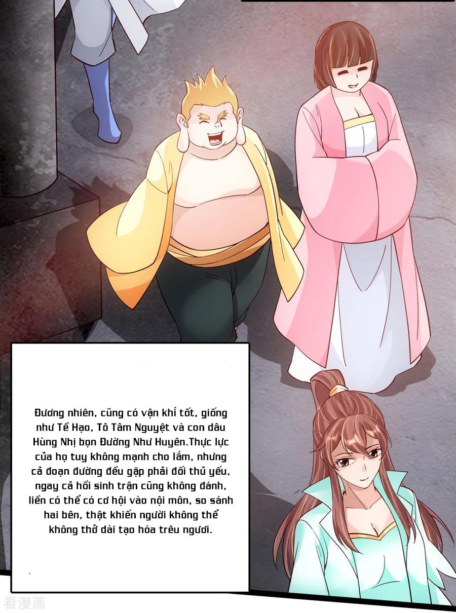Tiên Võ Đế Tôn chap 109 - Trang 12