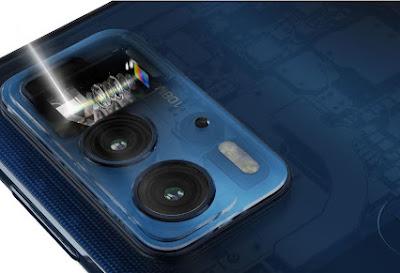 Motorola Edge, la nueva familia de smartphones