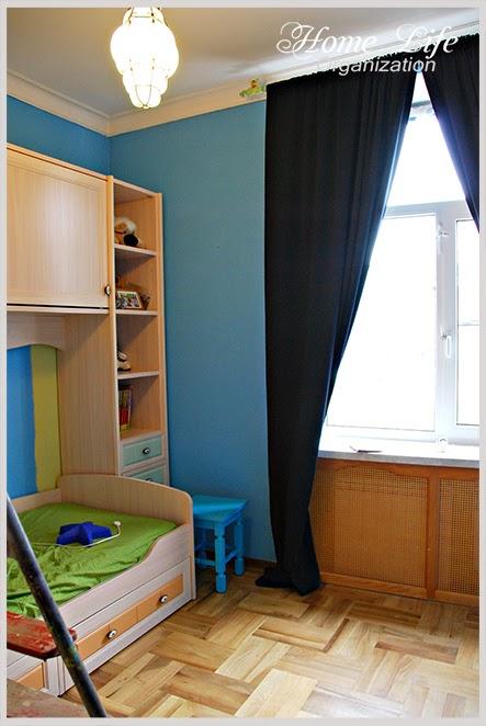 Ремонт детской спальни своими руками