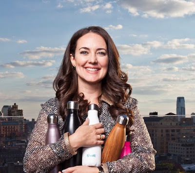 S'well bottle founder Sarah Kauss