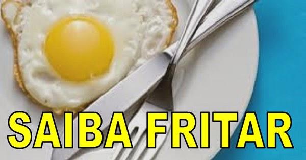 Truque Para Preparar Ovo Frito de Forma Correta (Imagem: Reprodução/Internet)
