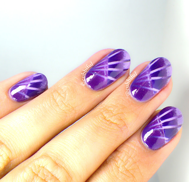 Reciprocal Gradient Nails