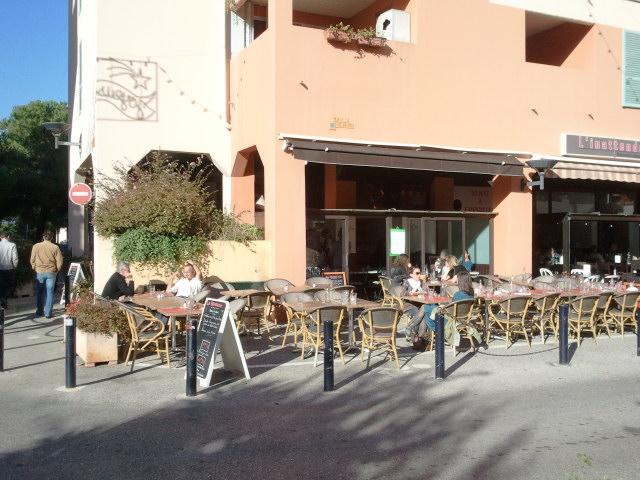 Restaurant Place Mejane Valbonne