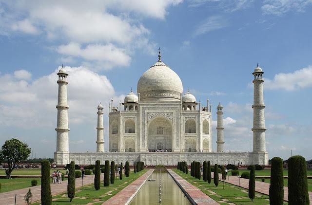 Taj-Mahal-Agra-Uttar-Pradesh