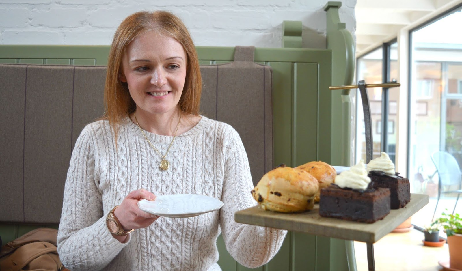 St Mary's Inn Northumberland - Rustic Afternoon Tea Review