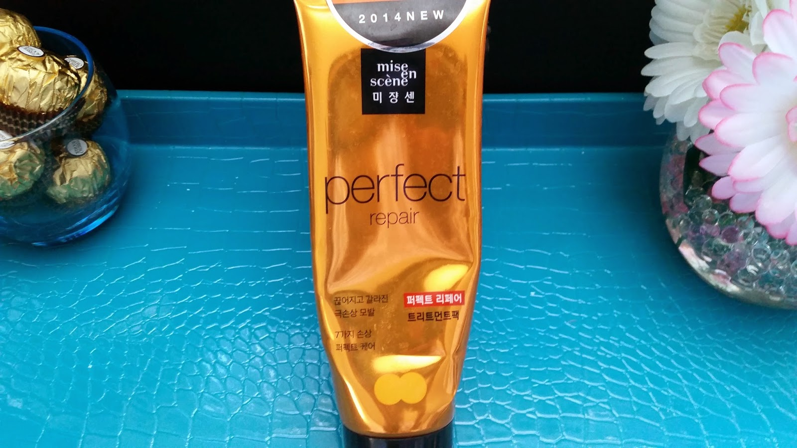 Mise en Scene Perfect Repair Treatment Pack