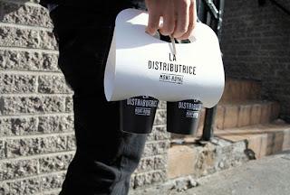 Empaque muy creativos para el café