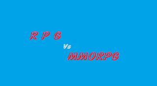 Perbedaan RPG dan MMORPG Pada Genre Game