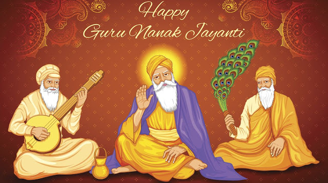 Happy Guru Nanak Jayanti Messages (Gurupurab)