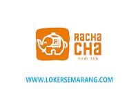 Loker Semarang November 2020 di Rachacha Thai Tea