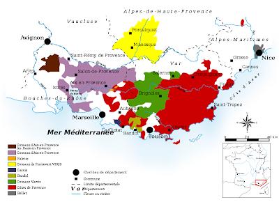 Primeira fotogarfia publicada no artigo As variedades raras da Provence