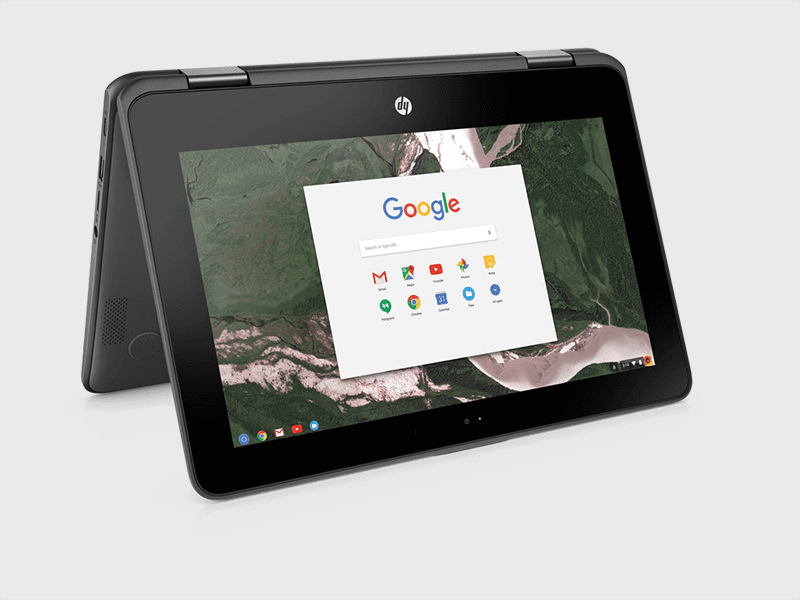 HP Chromebook x360 11 G1 Edition For Schools Announced