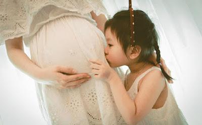 cuộc sống của mẹ là con
