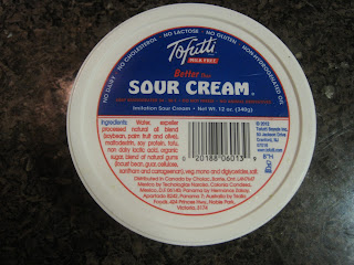 Vegan Sour Cream Veega