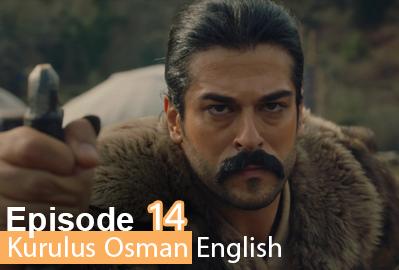 episode 14 from Kurulus Osman