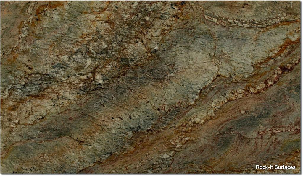 Hawaiian Bordeaux | Granite Slab Inventory
