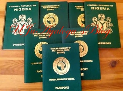 REVEALED: How Nigerian passport is ranked in the World