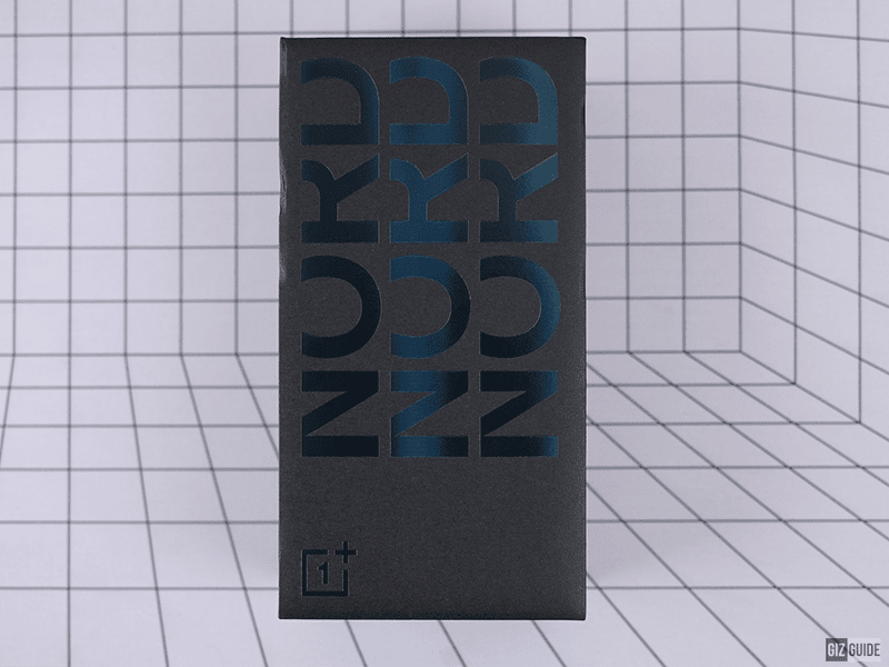 Nord 2 packaging