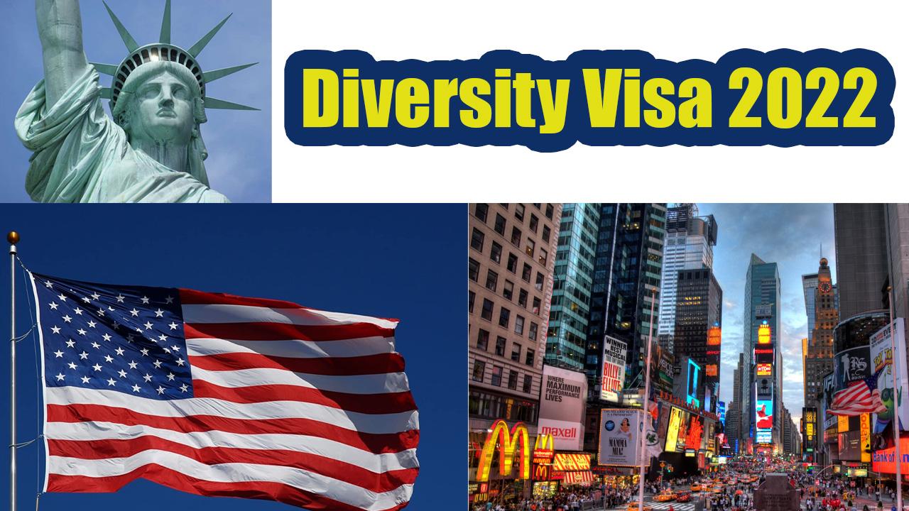 edv diversity visa lottery 2020 for 2022