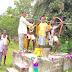 भाजपा पार्टी की ओर से विभिन्न मंडलों में मनाया गया हुल दिवस ।
