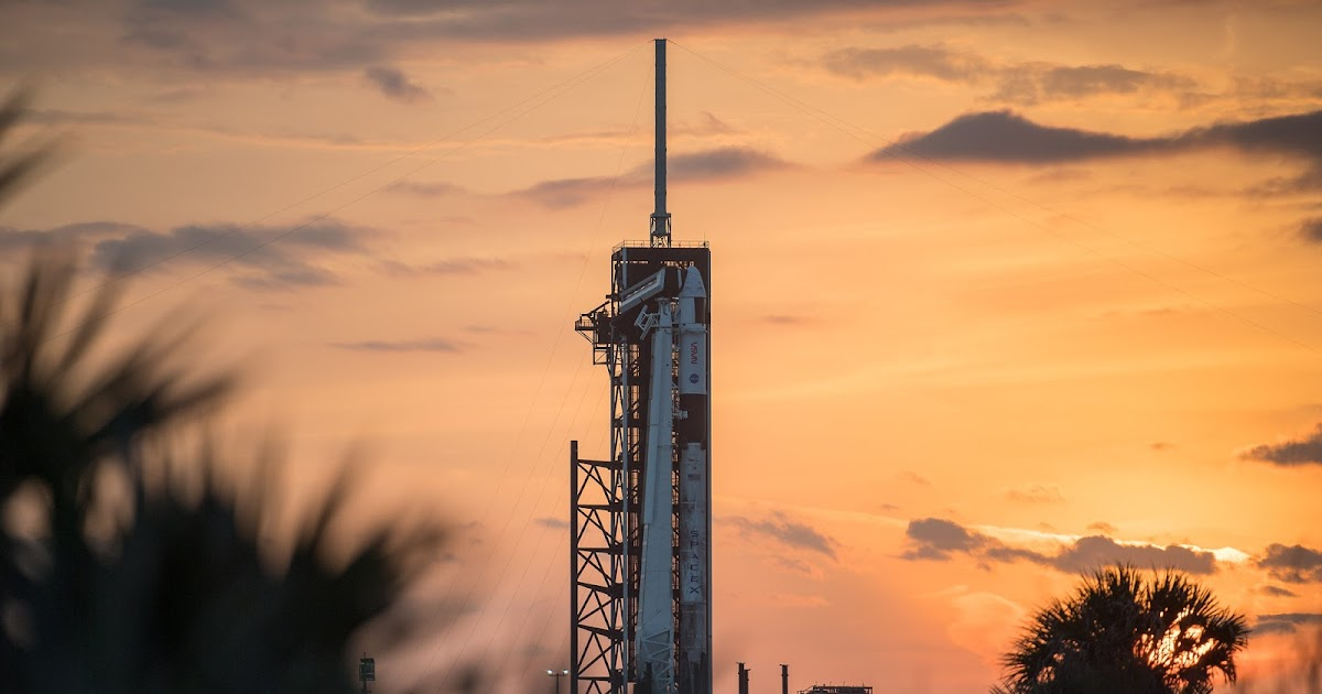 Crew-2, diretta del lancio della seconda missione operativa di SpaceX per la rotazione degli equipaggi sulla Stazione Spaziale Internazionale, stream video by SpaceX, NASA TV, ESA TV!