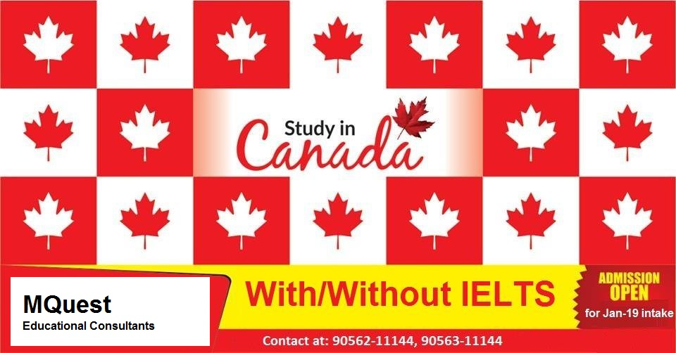 How to go canada without ielts
