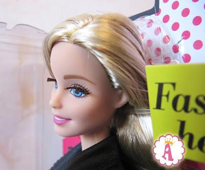 Фото куклы барби с накладными ресничками