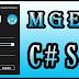 C# Modern Giriş Ekranı Sql