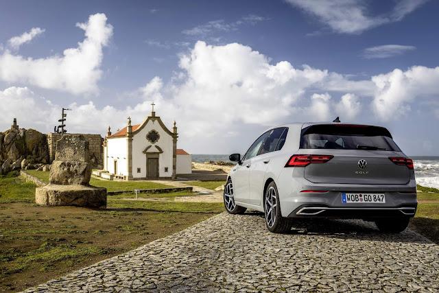Novo VW Golf 8 chegará ao Brasil no 2º semestre de 2020
