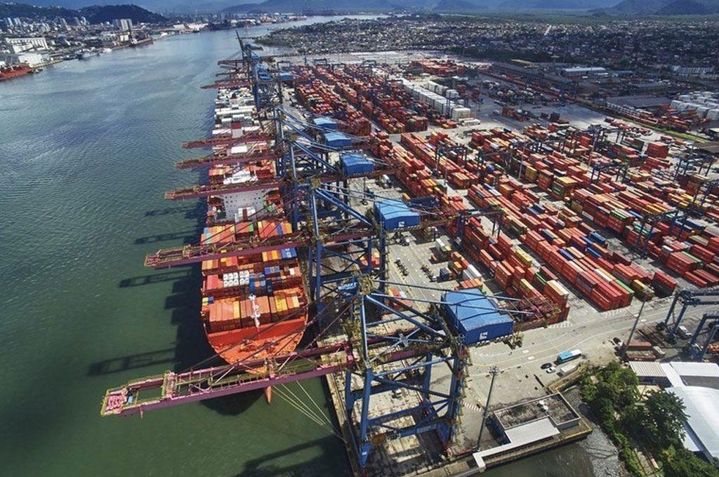 Tensão no Porto de Santos causda por problemas entre os agentes marítimos e o Siscarga