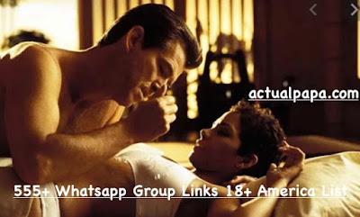 555+ Whatsapp Group Links 18+ America List