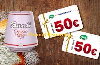 Logo Bauli concorso ''Regalati una spesa'': vinci 250 Gift Card Pam Panorama da 50€