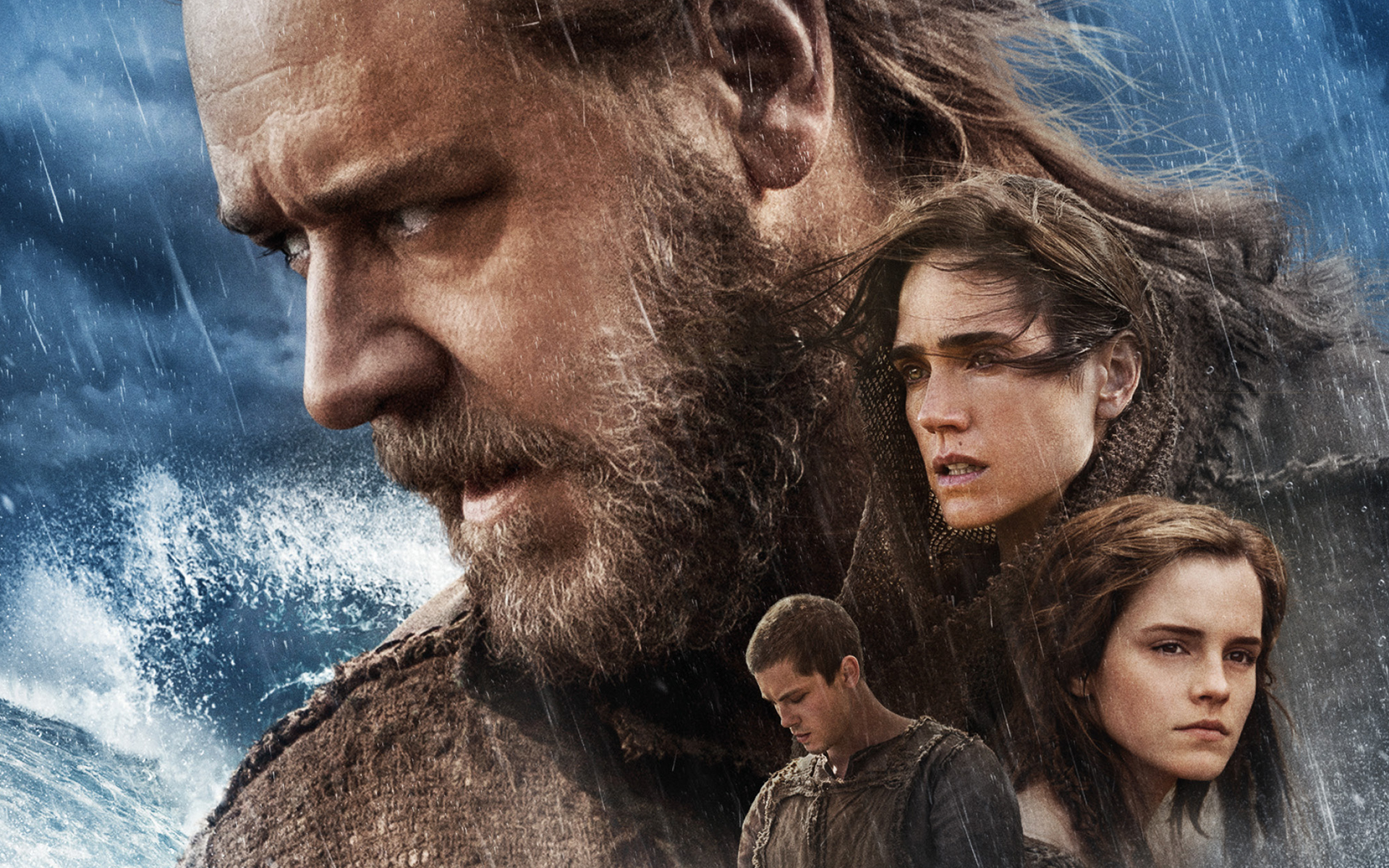 Noah 2014 Movie Poster 6j Wallpaper HD