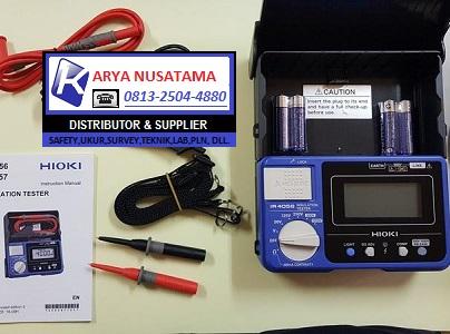Jual Digital Insulation Tester Hioki CM3289 di Jakarta