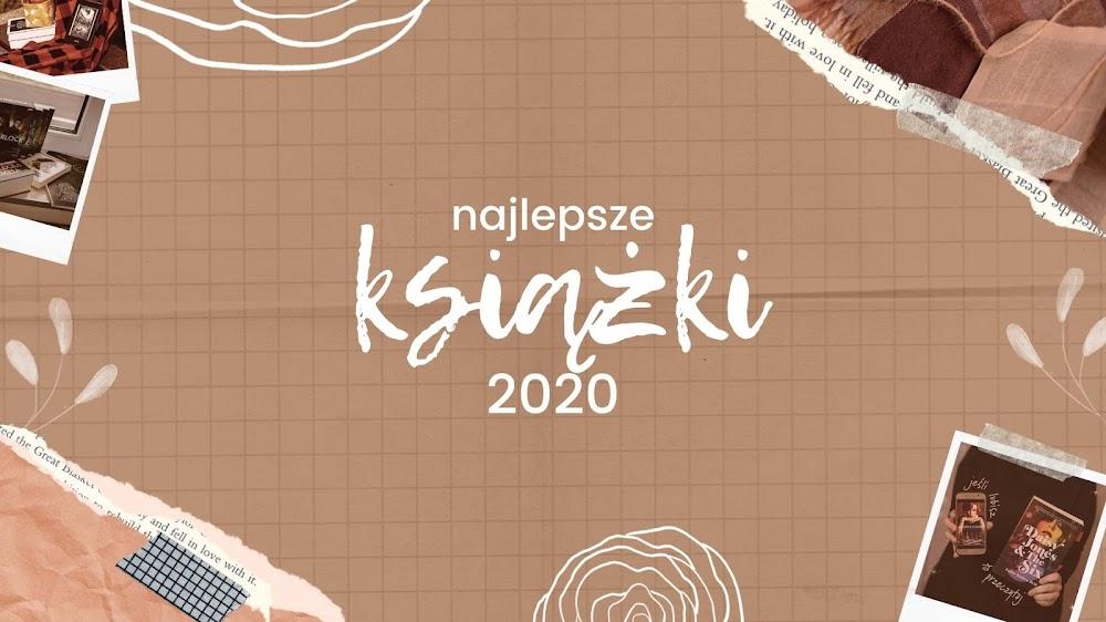 najlepsze książki 2020