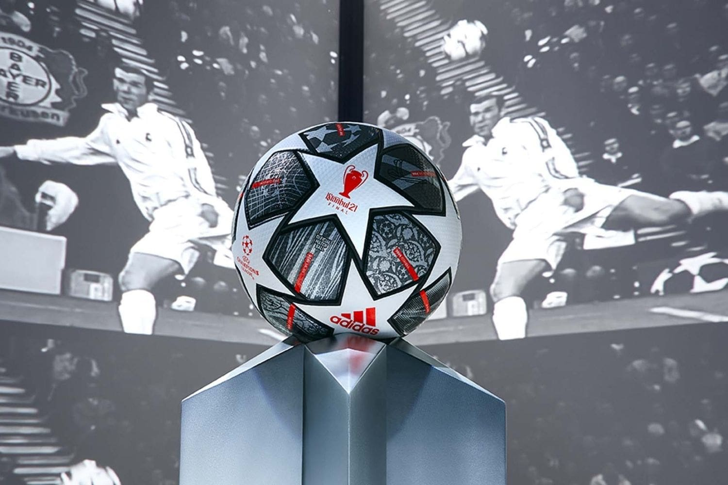Bola UCL 2021 Adidas Finale Istanbul 21