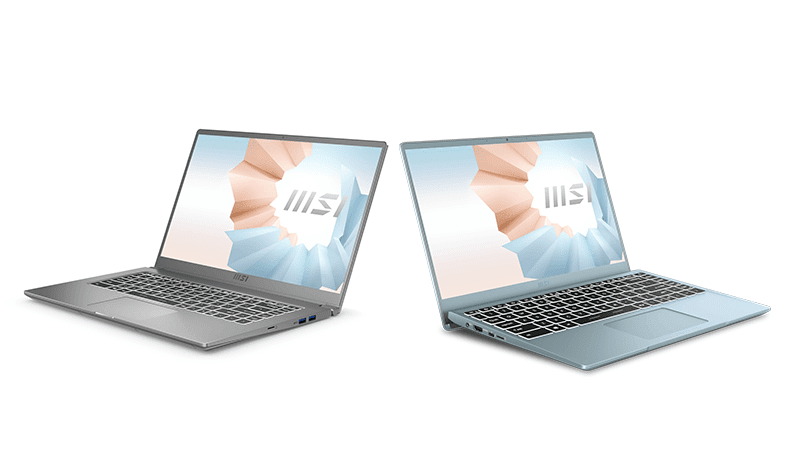 MSI Modern Series in Urban Silver and Blue Stone