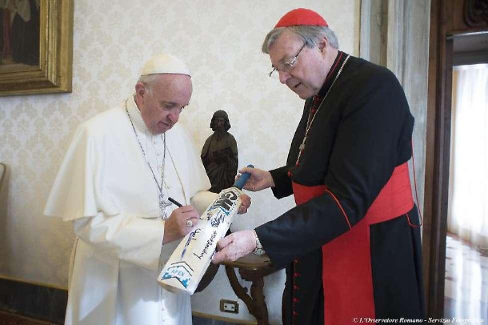 El Papa y Pell