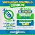 Serrinha ultrapassa marca de 29 mil serrinhenses com a primeira dose da vacina covid-19