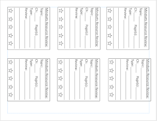 Copy And Paste Your Template As Many Times As Needed To Create Your Page  Template. Hereu0027s What Mine Looked Like: