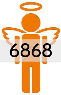 エンジェルナンバー 6868
