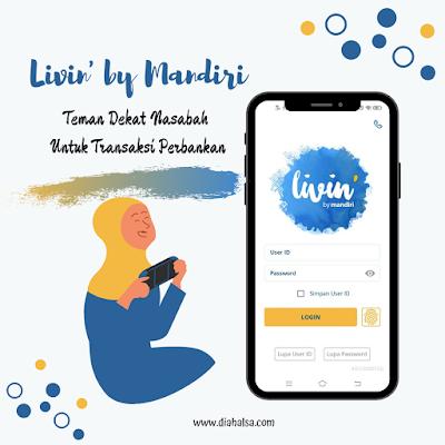 Review Livin' by Mandiri