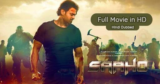 Saaho (2019) Full Movie in Hindi Dubbed