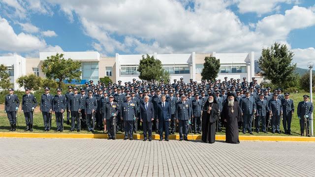 Ορκίστηκαν οι νέοι Υπαστυνόμοι Β΄ της Ελληνικής Αστυνομίας, σε ...