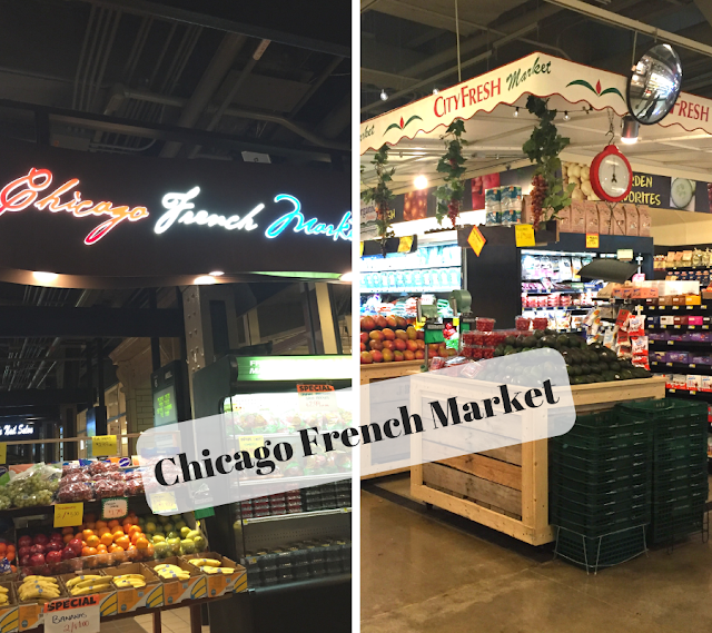 Lunch Adventure Exploring the Chicago French Market