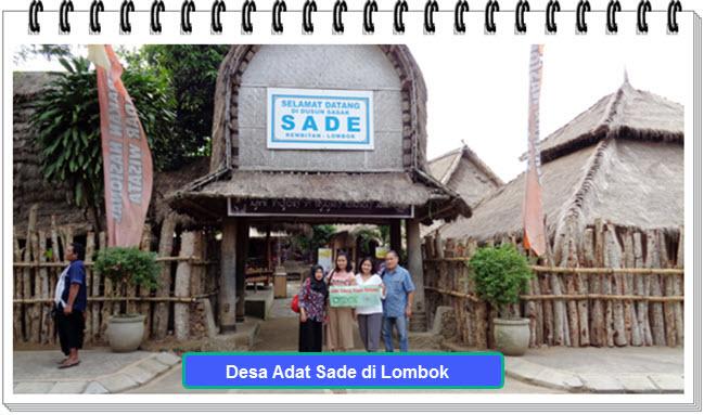 Desa Adat Sade di Lombok