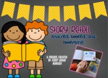 https://www.teacherspayteachers.com/Product/Story-Retell-Bracelet-Booklet-and-Bookmark-Reading-Comprehension-Tool-1613467