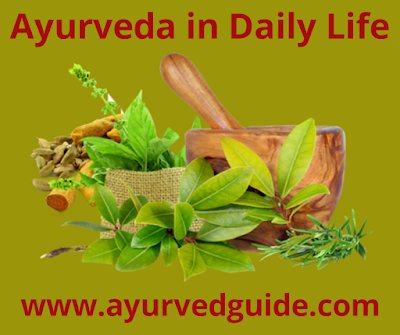 Ayurveda For Healthy Life