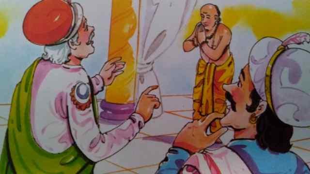 Famous Akbar Birbal Kids Story in Hindi